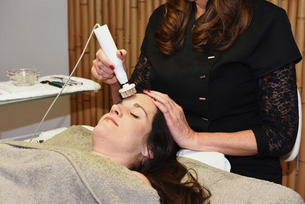 Xandra's Beautysalon Geleen - Gezichtsbehandeling